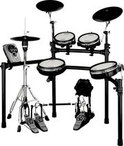 Roland TD-15KV-S V-Tour Series Electronic V-Drum Kit