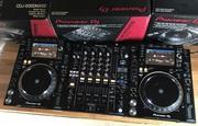 2x Pioneer CDJ-2000NXS2   1x DJM-900NXS2 mixer